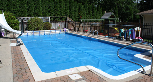 Solar blankets for pools in Ottawa