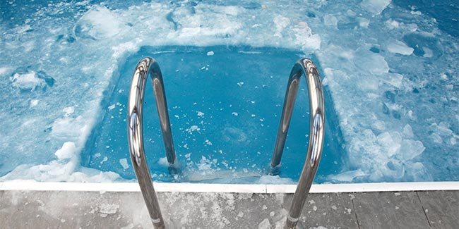 Close your pool late in the fall