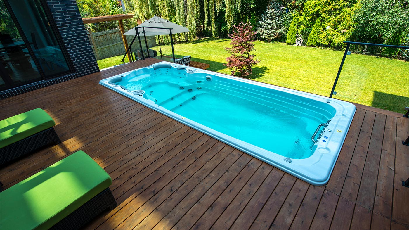 what is a pool pools vs swim spas which one should you choose brady s pool spa 8397